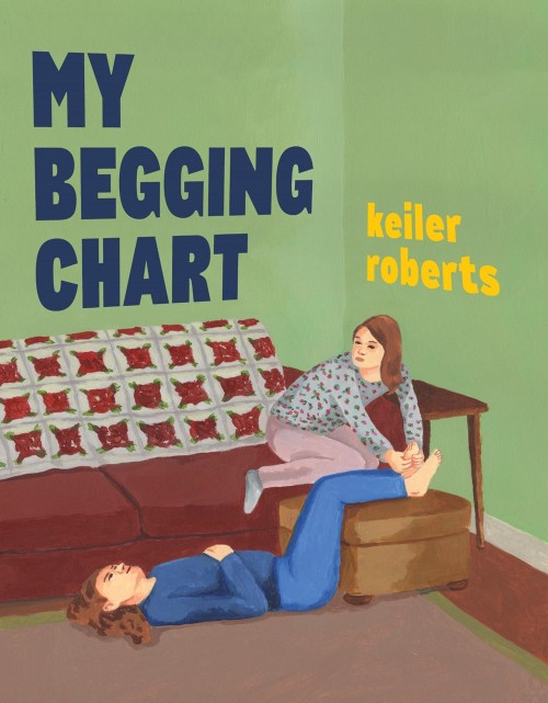 Cover of My Begging Chart