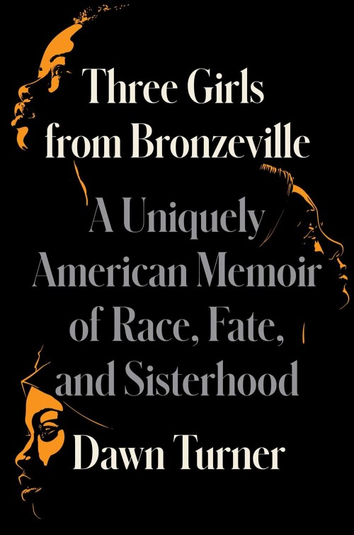 Cover of Three Girls from Bronzeville
