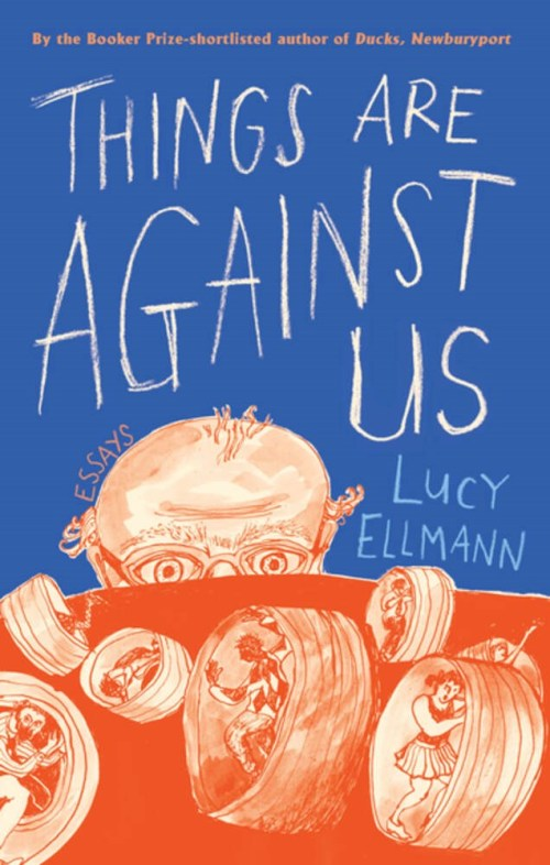 Cover of Things Are Against Us